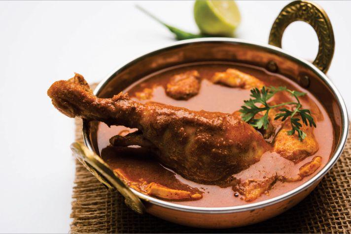 Chicken Rassa