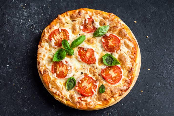 Pizza Veg Margherita